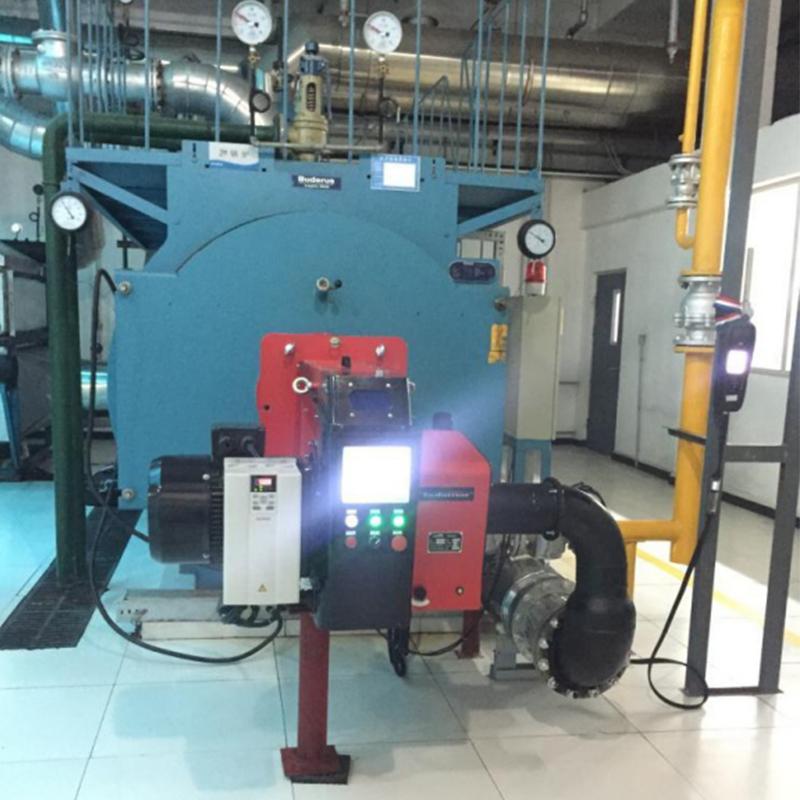 燃气锅炉低氮改造