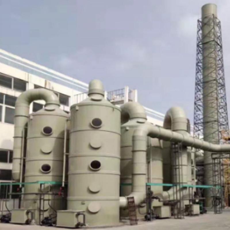 石嘴山工业喷漆房废气治理厂家