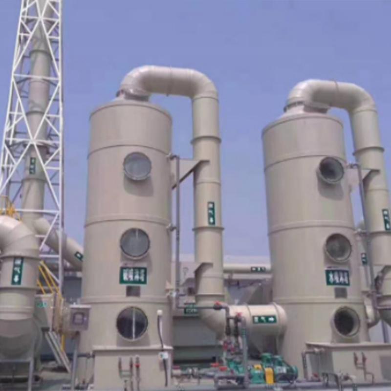 榆林工业污水一级处理施工