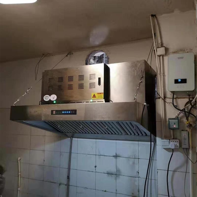 油烟净化一体机设备