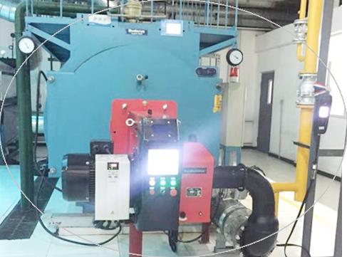燃气锅炉低氮改造案例